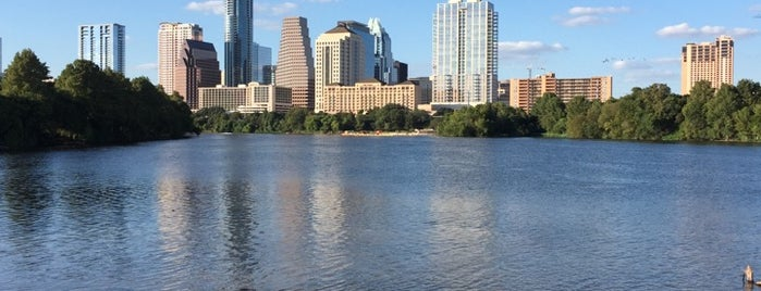 Lady Bird Lake Trail is one of ATX.