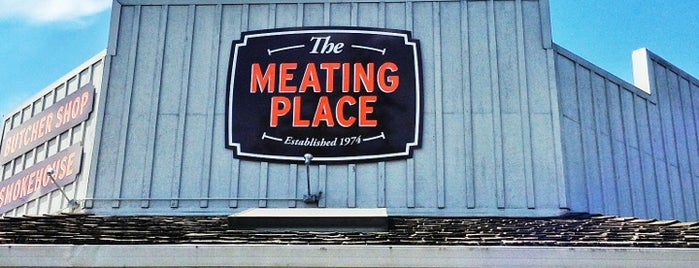 Meating Place is one of Portland.