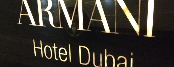 Armani Ristorante is one of Food in Dubai, UAE.