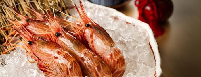 Sushi Jiro is one of Gespeicherte Orte von samichlaus.