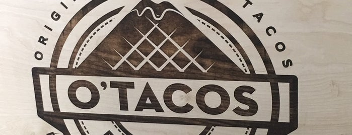O'tacos is one of NYC Eats.