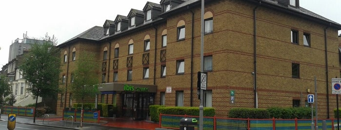 Ibis Styles Hotel is one of The Summer of 2014.