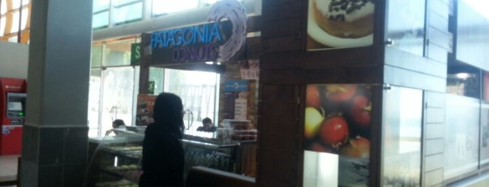 Patagonia Donuts is one of Nino 님이 좋아한 장소.