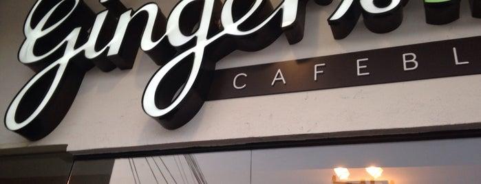 Ginger's is one of สถานที่ที่บันทึกไว้ของ Monserrat.