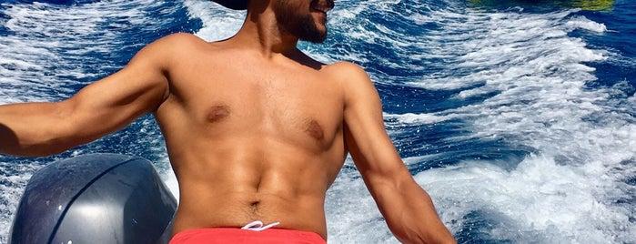 Help Beach and Yacht Club is one of Fethiye koylar&beachler 🧜🏼♀️.