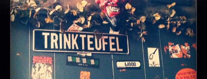 Trinkteufel is one of Berlin.