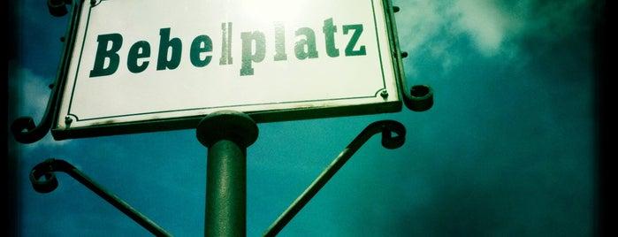 Bebelplatz is one of Berlin.