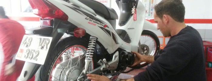 Honda Kıvrak Motor is one of www.bodrumania.com.
