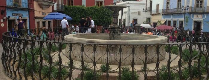 Plazuela de los Ángeles is one of Lugares favoritos de Jorge.