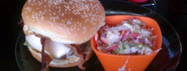 Hamburger Mary's is one of KC Restaurants.