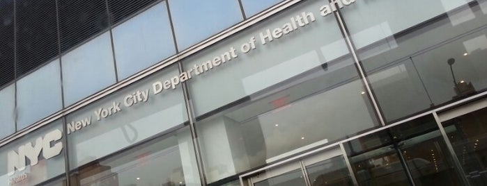 NYC Department of Health & Mental Hygiene is one of Ashley 님이 좋아한 장소.