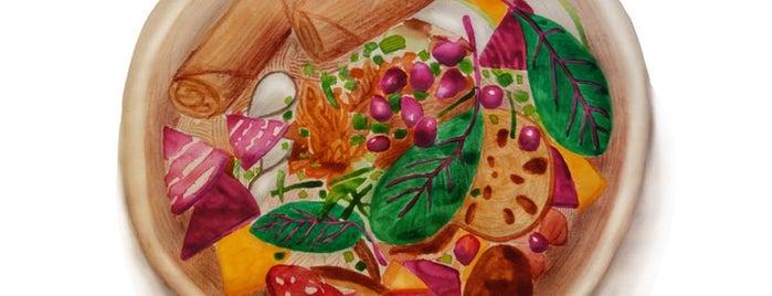 Bobun Kitchen is one of Healthy & Veggie Food in Paris.