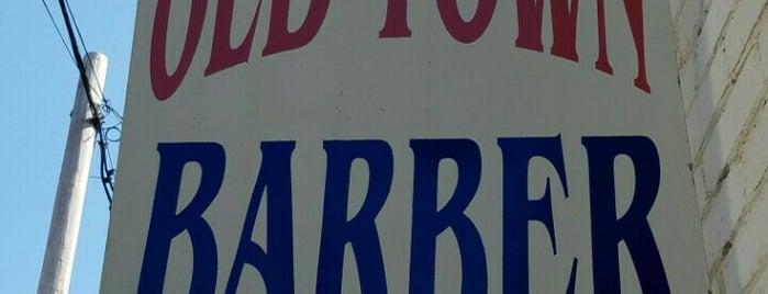 Old Town Barber is one of Posti che sono piaciuti a Jim.