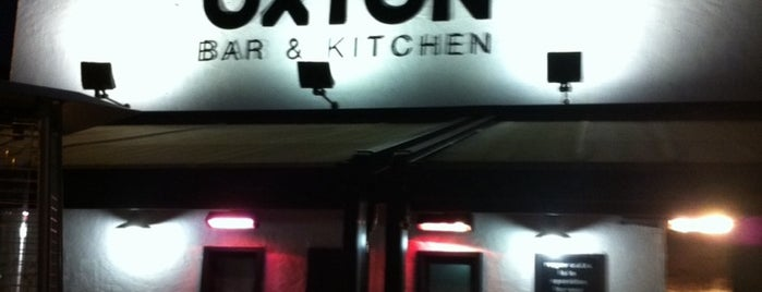 Oxton Bar & Kitchen is one of Carl 님이 좋아한 장소.