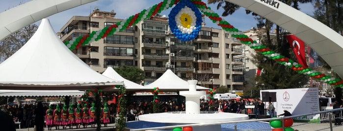 Karşıyaka Belediyesi Girne Kültür Parkı is one of Fuat'ın Beğendiği Mekanlar.
