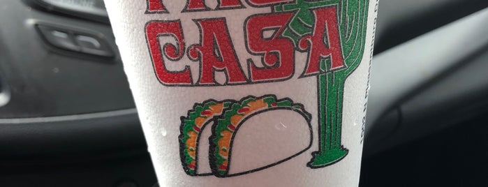 Taco Casa is one of Greenville Food.