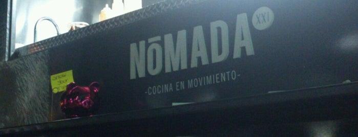 Nomada Food Truck is one of Monterrey.