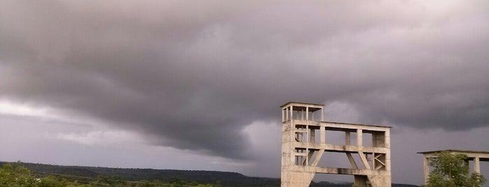 Chesf - Usina de Boa Esperança -UBE is one of Lugares que fui.