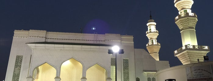 Naseer Masjid is one of Holy Places & Sites of Region Hejaz.