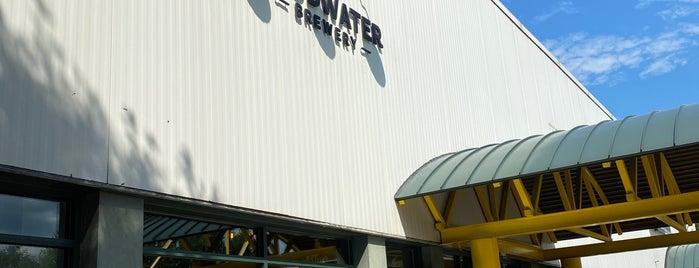 GoodWater Brewery is one of Orte, die Stan gefallen.