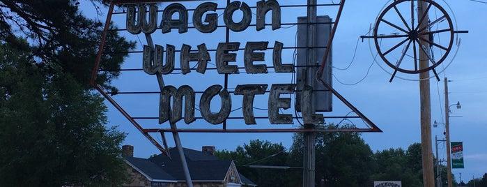 Wagon Wheel Motel is one of Route 66 Roadtrip.