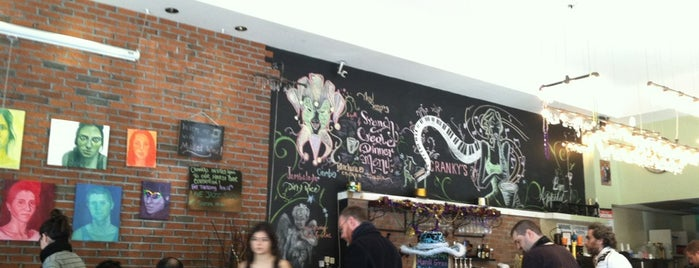 Cranky's Cafe is one of Brunch spots.