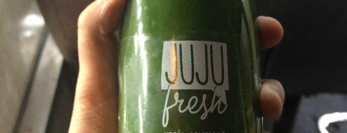 Juju Fresh is one of Glutensiz Ankara🎈.