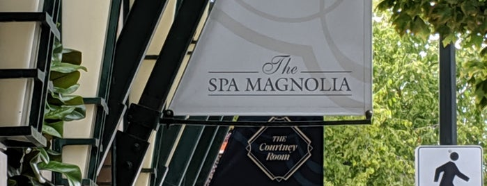 Magnolia Hotel is one of VictoriaBC.