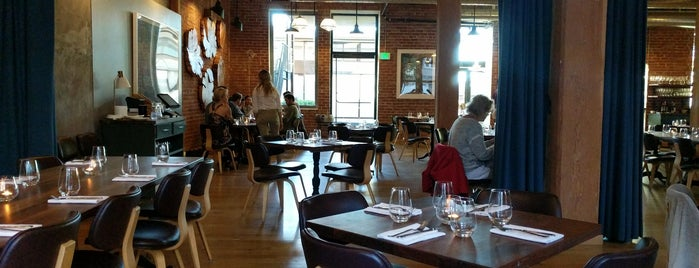 Waxman's Restaurant is one of SF Restaurants to Try.