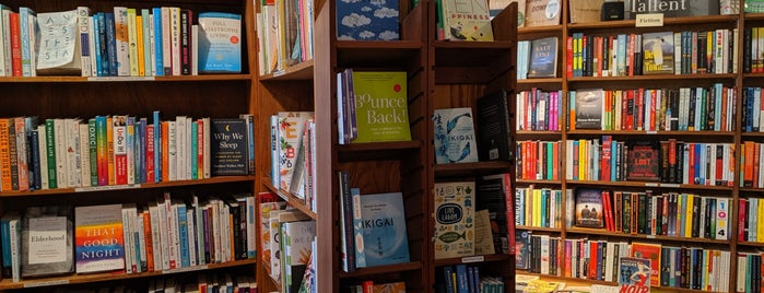 Gallery Bookshop & Bookwinkle's Children's Books is one of Locais curtidos por Shawn.