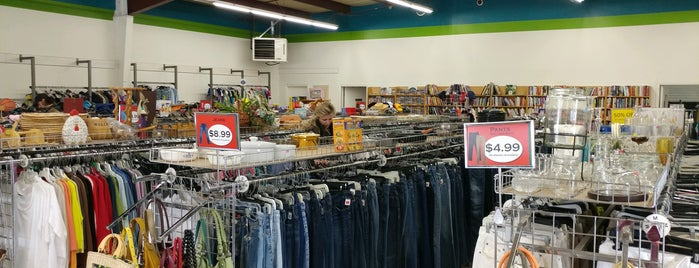 Goodwill is one of santa Rosa, Cali.