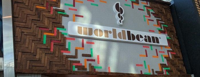 World Bean is one of Tempat yang Disimpan Lizzie.