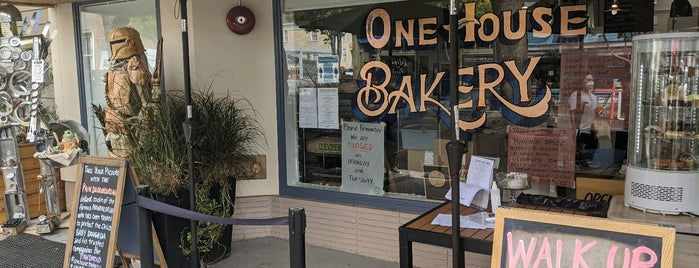 One House Bakery is one of Home.