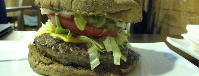 Burger Lab Experience is one of Lucas 님이 좋아한 장소.