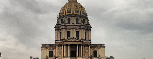 Jardin des Invalides – Jardin de l'Intendant is one of Three Jane's Guide to Paris.