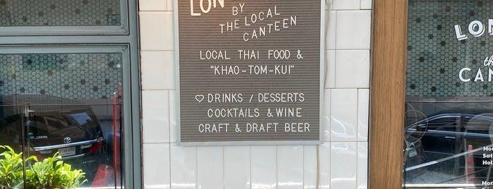 LonLon Local Diner is one of Thailand.