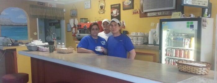 Havana Carolina Cafe' is one of Orte, die Joe gefallen.