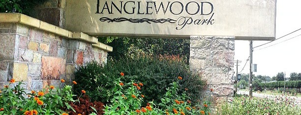 Tanglewood Park is one of places to go to.