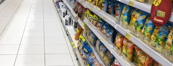 Supermercado Ivasko is one of Tempat yang Disukai Claudio.