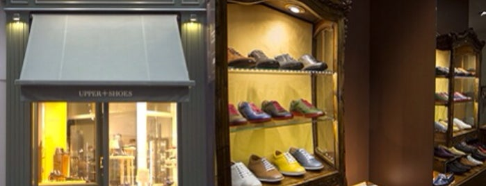 Upper Shoes is one of Men's shoe stores.