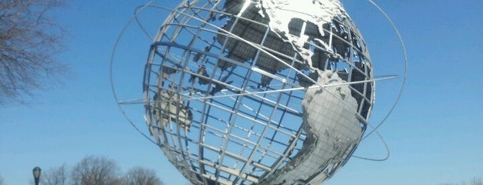 Flushing Meadows-Corona Park is one of Things To Do in Queens, NY.