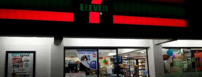 7- Eleven is one of Gespeicherte Orte von Paulina.