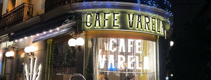 Café Varela - Hotel Preciados is one of AUnaMilla.