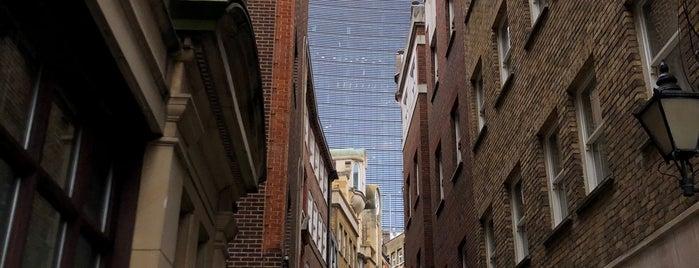 Lovat Lane is one of London.