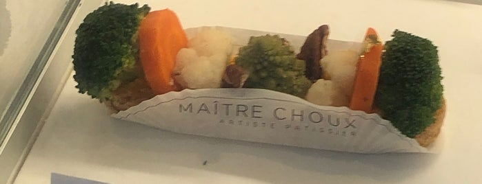 Maitre Choux is one of London.