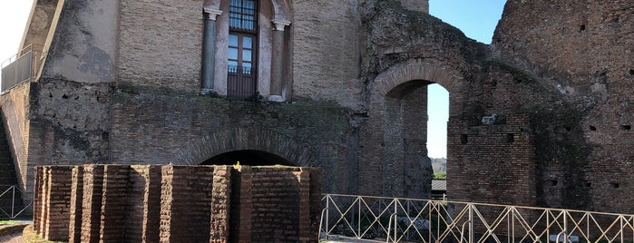 Domus Flavia is one of ROME - ITALY.