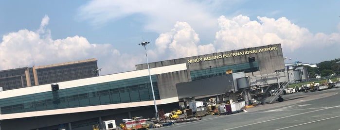 Bureau of Immigration Terminal 3 Arrival Area is one of Orte, die Christian gefallen.