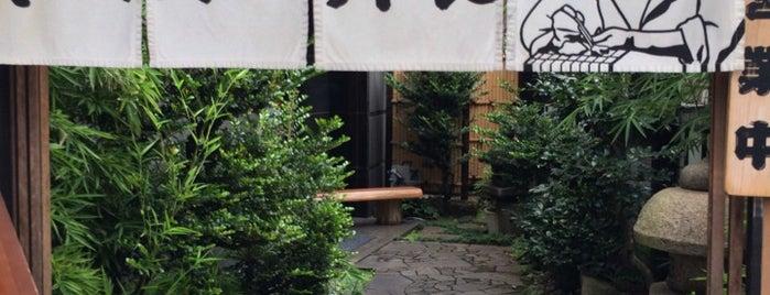 赤坂 津つ井 is one of Hideさんの保存済みスポット.
