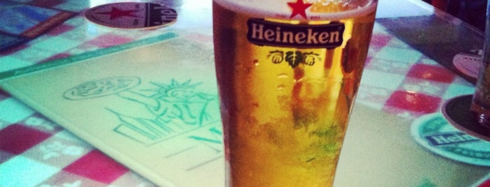 Heineken Experience is one of Paulaさんのお気に入りスポット.