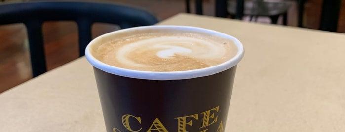 Café Stella is one of Norfolk Fun.